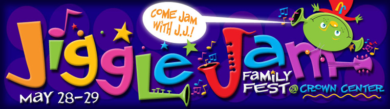 Jiggle Jam May 28th - 29th Crown Center KCMO