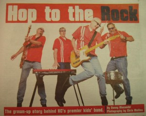 The Doo-Dads Hop to the Rock
